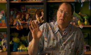 Pixar Story Lasseter