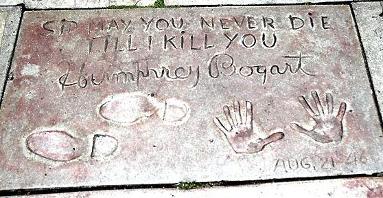 Graumans footprint-Bogey
