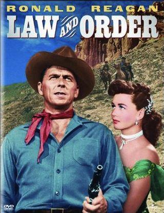 REAGAN-Law &  order