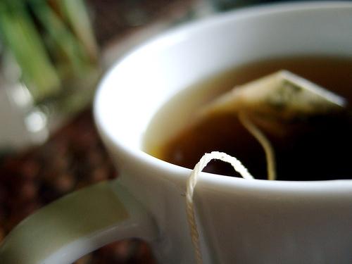 •cup  o' tea