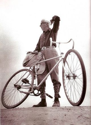 Henry Miller Bike