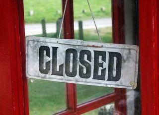 +closed-sign