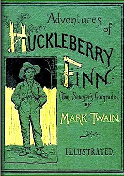 Huck FInn cover