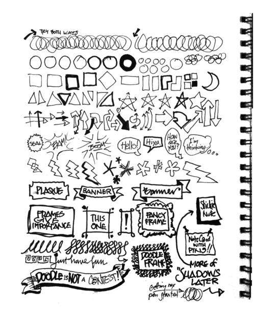 123-Doodle Practice