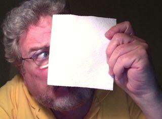 Fear of Blank Paper