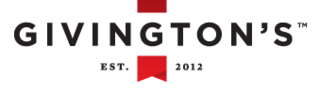 Givingtons Logo