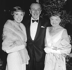 Walt+travers+andrews+disney+julie+andrews