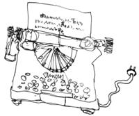 8-Typewriter