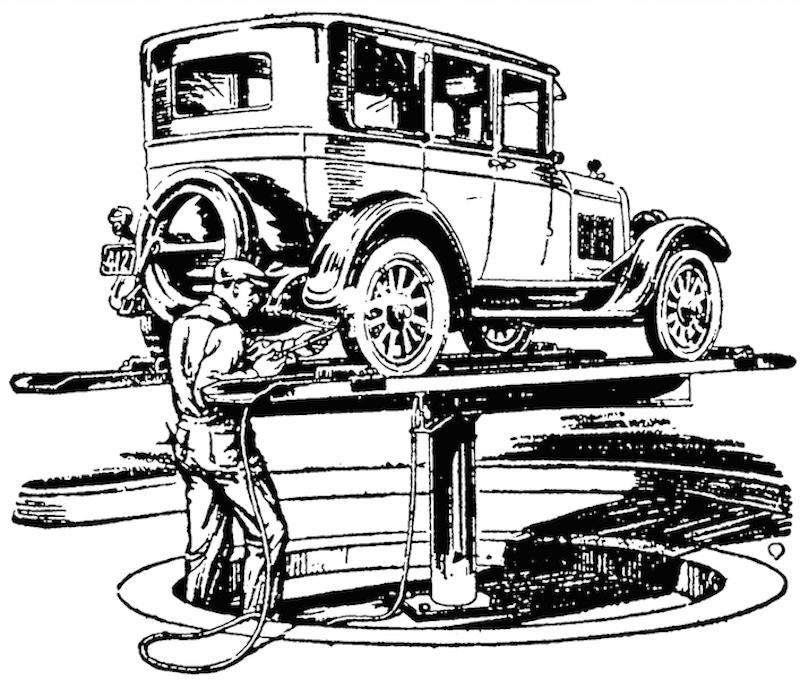 CLIP-Auto Repair