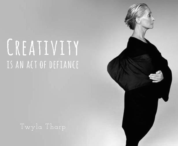 Twyla-Tharp-Creative Difiance