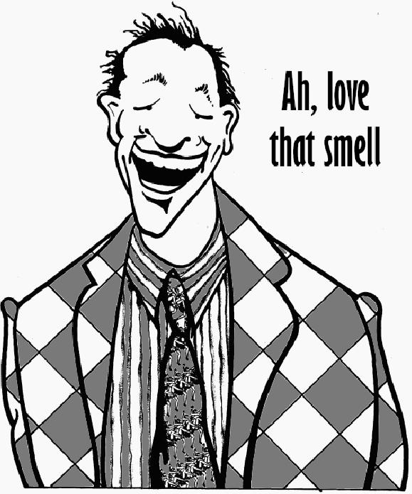 H+Ah, Love that Smell