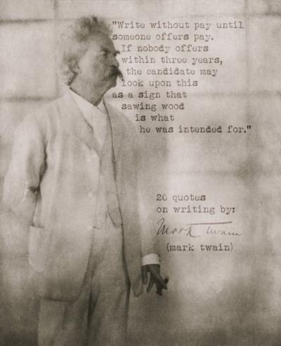 Twain -Write w:o Pay