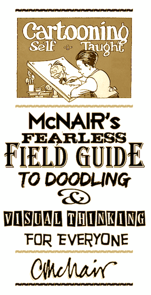 H+Fearless Field Guide to Doodling